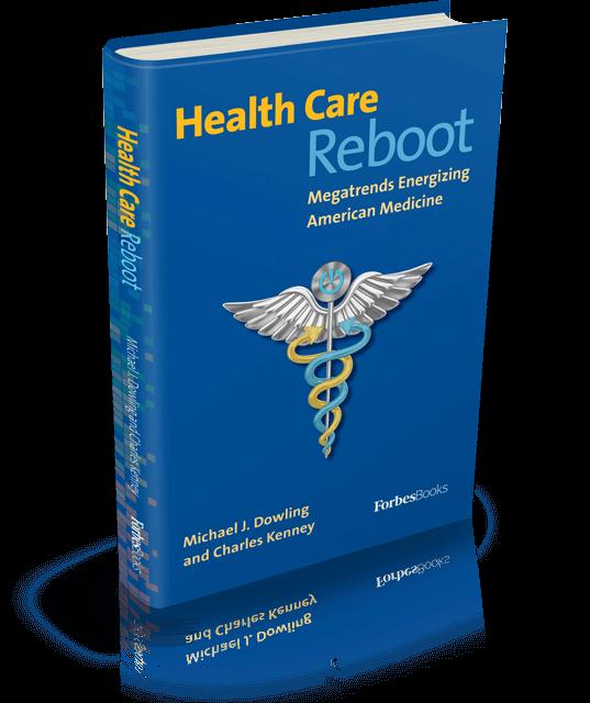 Health Care Reboot - Book Cover